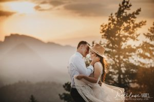 wedding pictures mountains