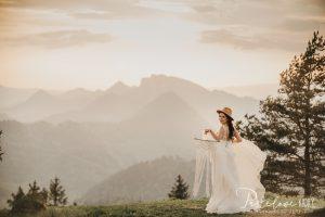mountains wedding photos