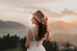 zdjęcia ślubne w Pieninach
