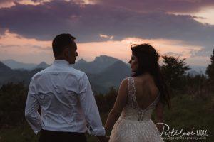 fotograf ślubny Pieniny
