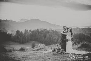 fotograf na wesele Pieniny