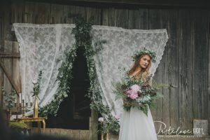 sceneria na sesję ślubną